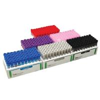 Non Vacuum Blood Collection Tubes with pierceable cap