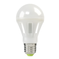 AEGA10035 Plastic Bulb 10W