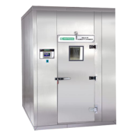 Walk-in humidity (stability) chambers