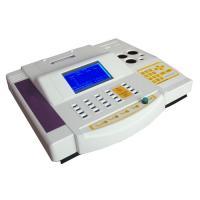 Four channel coagulation analyzer