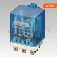 Power relay as-39f