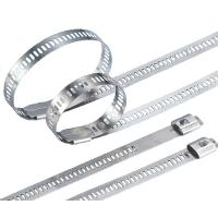Stainless Steel Cable Ties-Ladder Single Barb Lock Type