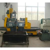 Cnc gantry drilling machine with double-table