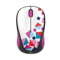 Logitech M238 Wireless Mouse  Play Collection - PLAYING BLOCKS (910-004480)