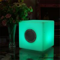LED CUBE SPEAKER -PBG-2020S (20X20X20CM)