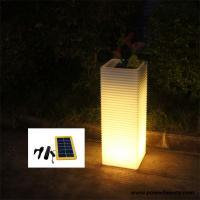 Led Solar Product --PBG-3081F (30X30X81CM)
