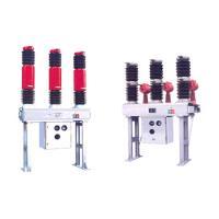 ZW39-40.5 Outdoor HV AC Vacuum Circuit Breaker