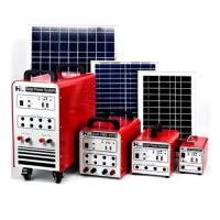 Off-grid portable solar system hls 120100