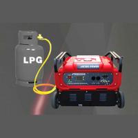 LPG8000LIS- LPG Inverter Generator