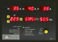 AUTO  START INSTRUMENTATION  GENERATOR  CONTROL  MODULE  − PVS1 V1.34