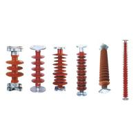 Post composite insulators