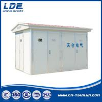 Yb-12(12/0.4kv )series prefabricated compact electrical substation