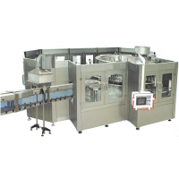3-in-1 rinser &filler & cappermonobloc