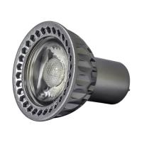 Led spotlight 7 watt save 70% model b-led gu10-7w