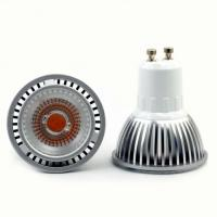 Led spotlight 5 watt with warm, white, neutral light & save energy by 75% b-led gu10-5w