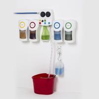 Ecomulti compact 5 chemical dispenser