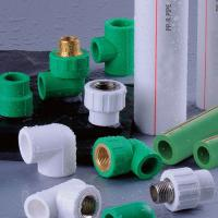 PP-R pipe and pipe fitting for cold and hot water