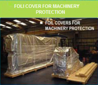 Foil Covers for machinery protection