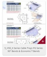 4_H80 K Series Cable Trays and Accessories