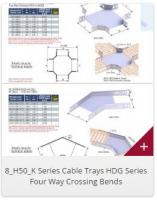 2_H50 AMF Series Cable Trays and Accessories