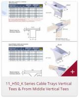 1_H50 M Series Cable Ladder and Accessories