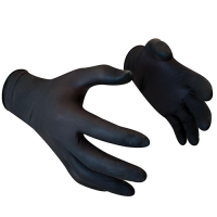 Bodyguards Black Nitrile GL897