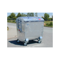 Metallic Refuse Containers  - Germany