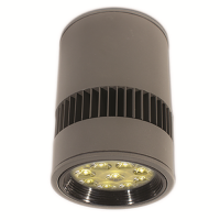 Surface mounted home & hotel lighting with led