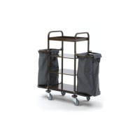 Mk 5 chambermaid's trolley