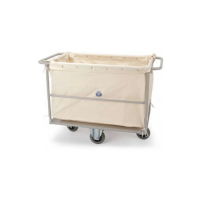 Reward soiled linen trolley