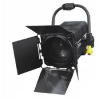 Ph1000l pole-controlled fresnel spotlight