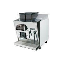 Thermoplan black and white 3 cts -automatic coffee machine
