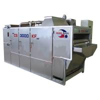Cs3000-kf dried nut and fruit roasting oven