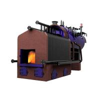 Rm - smoke cum water tube external furnace steam boilers