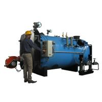 Rs - oil/gas fired, 3 pass, shell type, flue tube steam boilers