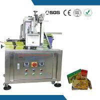 Semi-auto box sealing machine