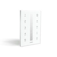 Dimming touch panel controller ux5