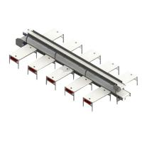 Meat band conveyor