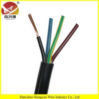 300 500V Ordinary Duty PVC Insulation PVC Sheath Flexible Electric Cable(RVV)