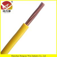 450 750V Single-core PVC Insulated Electric Cable(BV, General Purposes)