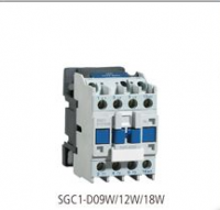 SGC1-D Series AC Contactor D09W/12W/18W