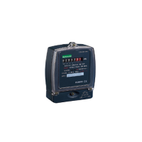 Single phase static energy meter series