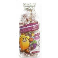 Grapeseed blast candy
