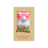 Red lotus 5kg. (jasmine rice)