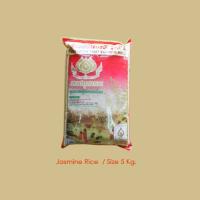 Phatumtong Brand size 5kg. (Jasmine Rice)