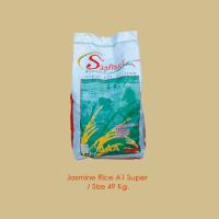Jasmine Rice A1 Super size 49kg.