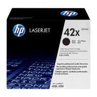HP Q5942X BLACK HIGH CAPACITY (4250/4350) 42X
