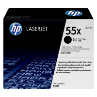 HP CE255X BLACK HIGH CAPACITY (P3015) 55X