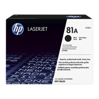 HP CF281A BLACK (LJ M604/605/606) 81A