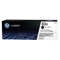 HP CF283X BLACK HIGH CAPACITY (M125/127) 83X